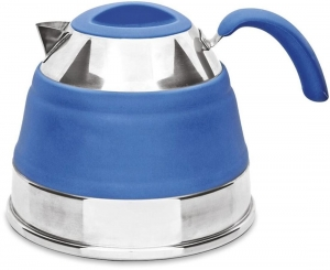 POPUP KETTLE 1.5L- BLUE