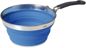 POP UP SAUCEPAN BLUE 1.5L