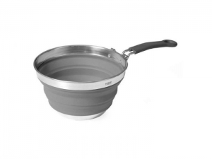 COMPANION POP UP SAUCEPAN 1.5L - GREY