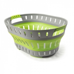 POPUP LAUNDRY BASKET - GREEN