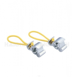 TARP CLAMP ALUMINUM 2PC