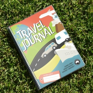 TRAVEL JOURNAL CARAVANNING WITH KIDS