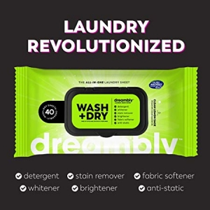 DREAMBLY  6 IN 1 LAUNDRY WASHING SHEETS