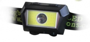 DUET RECHARGEABLE HEADLAMP