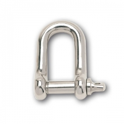 ARK D-SHACKLE GALV 8MM