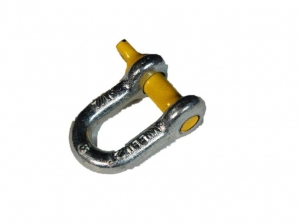 D SHACKLE RATED 1.5T WLL (11.0MM)
