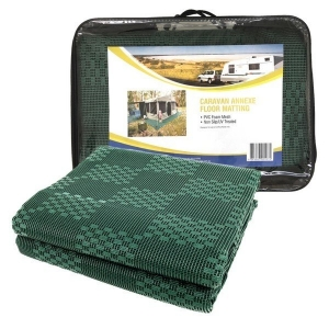 SUPEX FOAM ANNEXE MATTING 2.5M X 3.0M GREEN