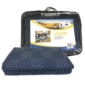 SUPEX FOAM ANNEXE MATTING 2.5M X 4.0 M BLUE