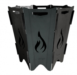 FRONTIER CAMP FIRE PIT - FLAME