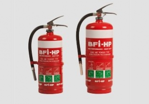 FIRE EXTINGUISHER 1KG ABE POWDER