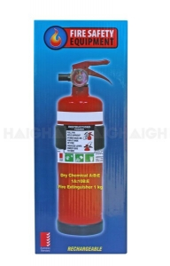 FIRE EXTINGUISHER 1KG  1A:10BE