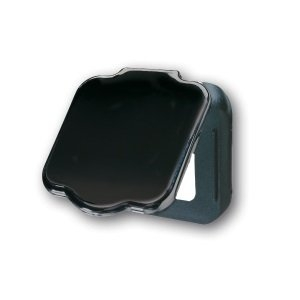 ARK HITCH BOX RECEIVER / COVER BLACK