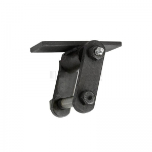 DUMJACK 45MM KIT INCLUDES: 2X SHACKLE PLATE, 2X BOLTS 1/2""