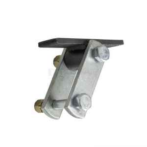 DUMJACK 60MM KIT INCLUDES: 2X SHACKLE PLATE, 2X BOLTS 1/2""