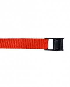 LION CAM BUCKLE RED 25MM WIDE X 3M