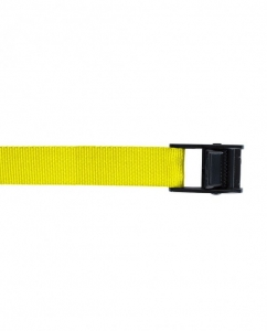 LION CAM BUCKLE YELLOW 25MM X 4M