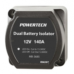 140A DUAL BATTERY ISOLATER (VSR)