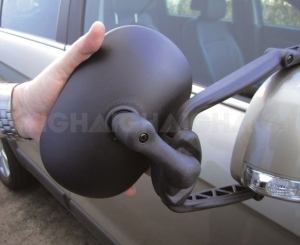 HAIGH TOWING MIRROR WITH RATCHET