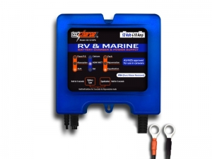 OZ CHARGE 12V 10AMP RV & MARINE BATTERY CHARGER & POWER SUPPLY