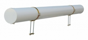 POLE CARRIER 150MM 5FT