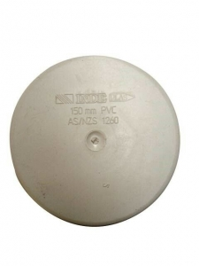 100MM POLE CARRIER END CP