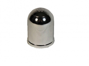 "ARK TOW BALL COVER CHROME - SUITS 50MM AND 1 7/8"" TOW BALLS"