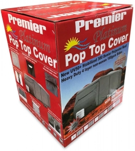 PREMIER POPTOP COVER 16' TO 18' (4.8 TO 5.4)
