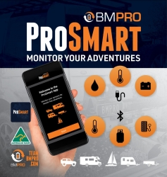 BMPRO SENSOR MONITOR WITH AN APP