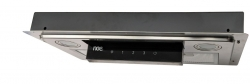 NCE 12V DC STAINLESS STEEL RANGEHOOD WITH CONCEALED CONTROL PANEL
