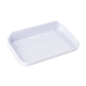NALEON SELF ADHESIVE SOAP DISH - WHITE