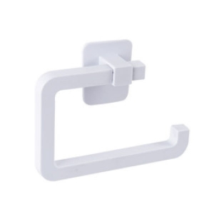 NALEON SELF ADHESIVE TOILET ROLL HOLDER - WHITE