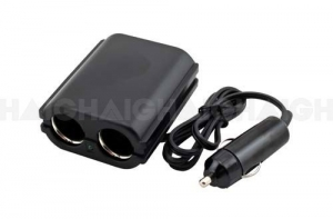 BATTERY LINK EXTENSION SOCKET 4 WAY STICK ON LEAD  INDICATOR