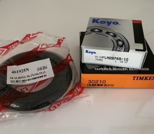 BEARING KIT TO SUIT TRAIL OFFROAD VANS (LM29749/LM30210)