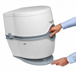 THETFORD BASE PLATE SUIT PORTA POTTI EXCELLENCE - GREY