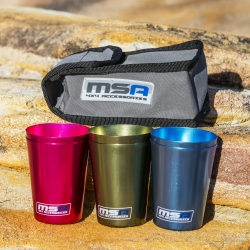TRAVEL CUPS SET OF 6