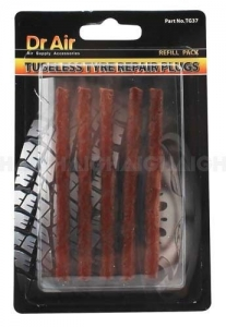 TYRE REPAIR PLUGS 5 PCE