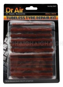TUBELESS TYRE PLUGS