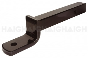 HAIGH TOWING HITCH MOUNT 3T - 322MM LONG SHANK