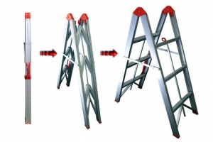 TRA 3 STEP COLLAPSIBLE LADDER
