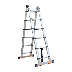 TRA 3.2M AFRAME TELESCOPIC LADDER