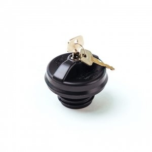 BLACK WATER FILLER LOCKABLE CAP ONLY
